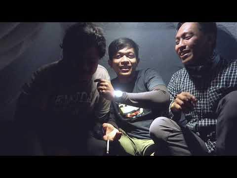Bercerita Horor Malam Hari di Tengah Gunung Panderman