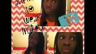 ❤ My attempt to wear MAKEUP ❤ Thumbnail
