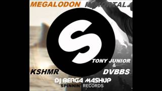 DVBBS & Tony Junior vs KSHMR - Immortalodon (Dj Berga Mashup) (Free download)