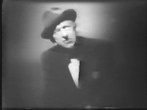 """Jimmy Durante sings """"The Glory of Love"""""""