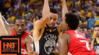 Golden State Warriors vs Toronto Raptors - Full Game 6 Highlights | 2019 NBA Finals