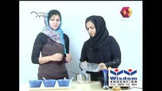 Ramzan Nilavu - Mahalabia Pudding (nebu Hamsu)