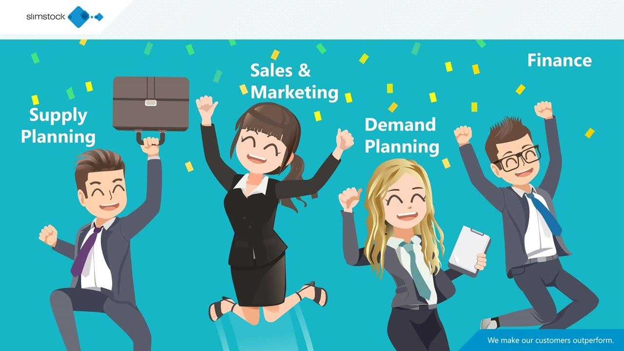 Demand Validation webinar | 5 Steps to Supply Chain Success