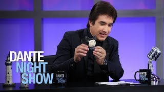 George Akram presenta el único y original muñeco DANTE FONZO – Dante Night Show