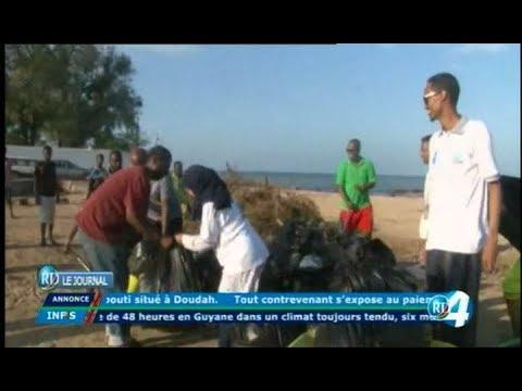 Télé Djibouti Chaine Youtube : JT Français du 29/10/2017
