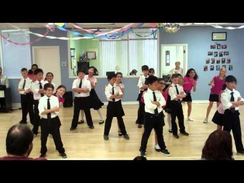 Grade 5 dances