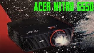 [Cowcot TV] Présentation vidéoprojecteur ACER NITRO G550