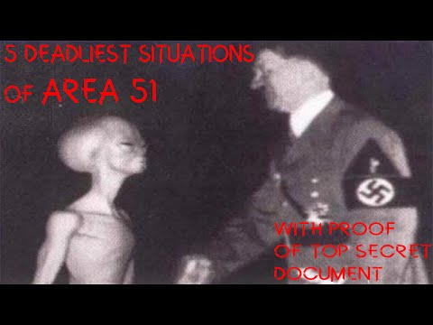 5 Deadliest Situations of AREA 51