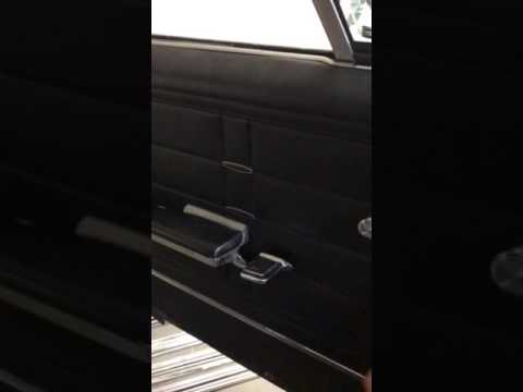 66 Impala electric Windows