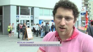 """""""DIRECCTE"""" : les syndicats mobilisés pour l'emploi"""