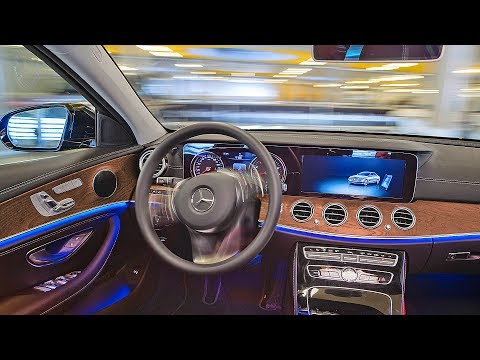 Mercedes Automated Parking via smartphone [YOUCAR]
