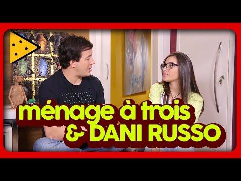MÉNAGE E CASAIS COM GOSTO MUSICAL DIFERENTE FT. DANI RUSSO   RAFA CORTEZ NO LOVE TRETA