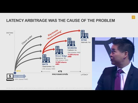 Brad Katsuyama - The Stock Market had become an Illusion