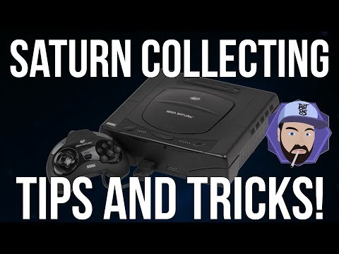 Sega Saturn Collecting - Tips and Tricks for CHEAP GAMES! | RGT 85
