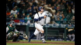 Seattle Mariners Home Runs, April 2019 ||mlb||