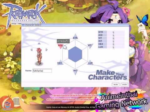วิธีการเข้าและสมัคร Animeinthai-RO