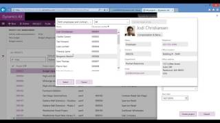Microsoft Dynamics 365 Demo - Project Set Up