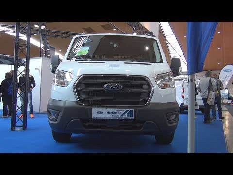 Ford Transit Trend 2.0 TDCi 131 PS Tipper Truck (2020) Exterior And Interior