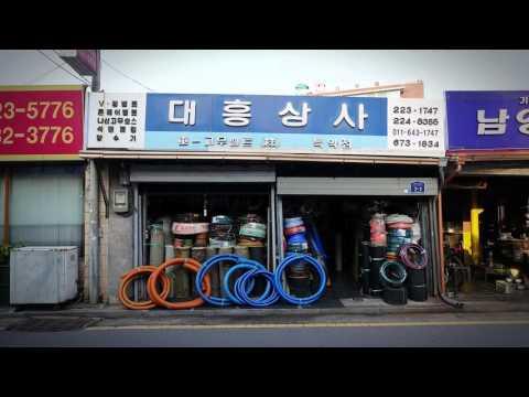 Walking Gwangju