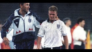 WORLD CUP Gazzas tears help relaunch English soccer