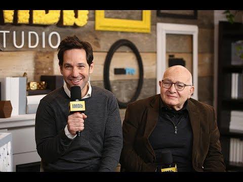 Paul Rudd and Ben Lewin Discuss 'The Catcher Was a Spy'   SUNDANCE 2018 Mp3