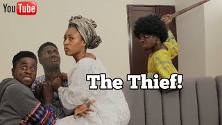 THE THIEF (AFRICAN HOME) | Mc Shem Comedian
