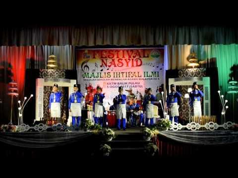 KETIGA Nasyid [L] Ihtifal ILMI Kebangsaan 2017 | Melaka (Al-Ittihad)