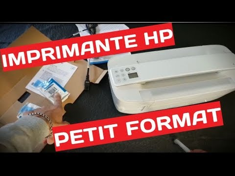 Test imprimante HP DESKJET 3720