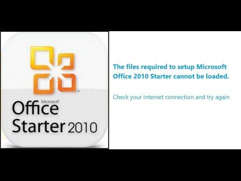 microsoft office starter 2010 64 bits windows 8.1