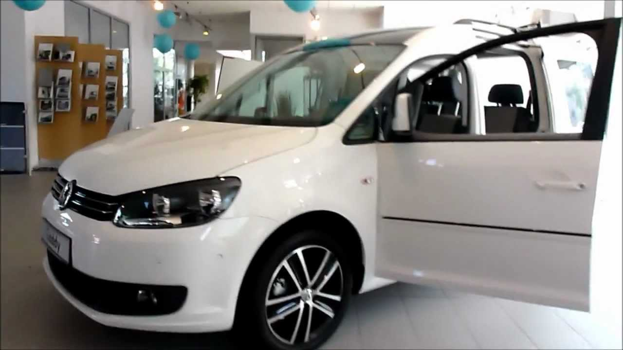 vw caddy 39 39 edition 30 39 39 trendline 2012 see also playlist youtube. Black Bedroom Furniture Sets. Home Design Ideas