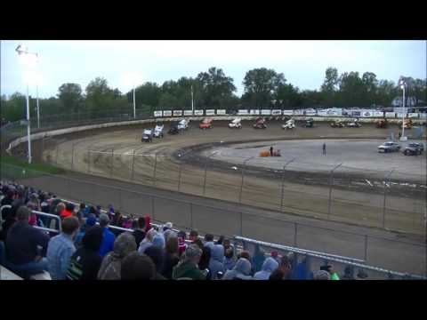 Limaland Motorsports Park Sprint Feature 5-13-2016