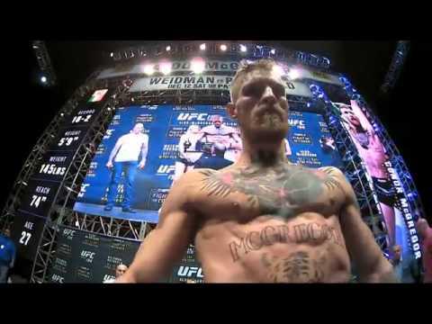 UFC 194 Pesagem José Aldo Vs Conor Mcgregor