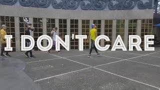 I DON'T CARE by 2NE1 | Zumba | KPop | Kramer Pastrana
