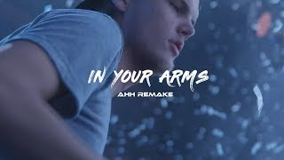 "Remake of an unreleased Avicii song called ""In Your Arms"". Visit ht..."