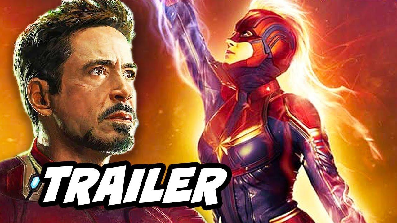 Download Captain Marvel Trailer 3 - Avengers Easter Eggs Breakdown