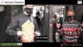 Tæt På Randers - HOLM & CO Juleafsnit