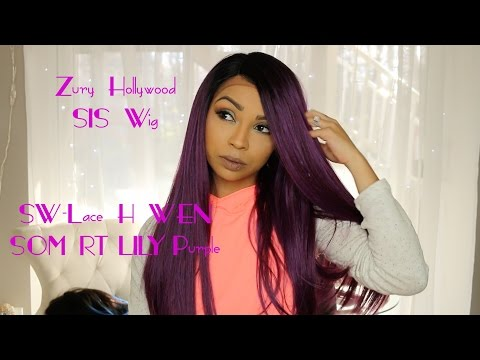 Zury Hollywood| Sis Wig| SW- Lace H WEN| Review