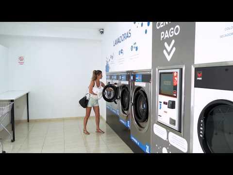 Lavandería Autoservicio The Blue Laundry - Lavandería Azul