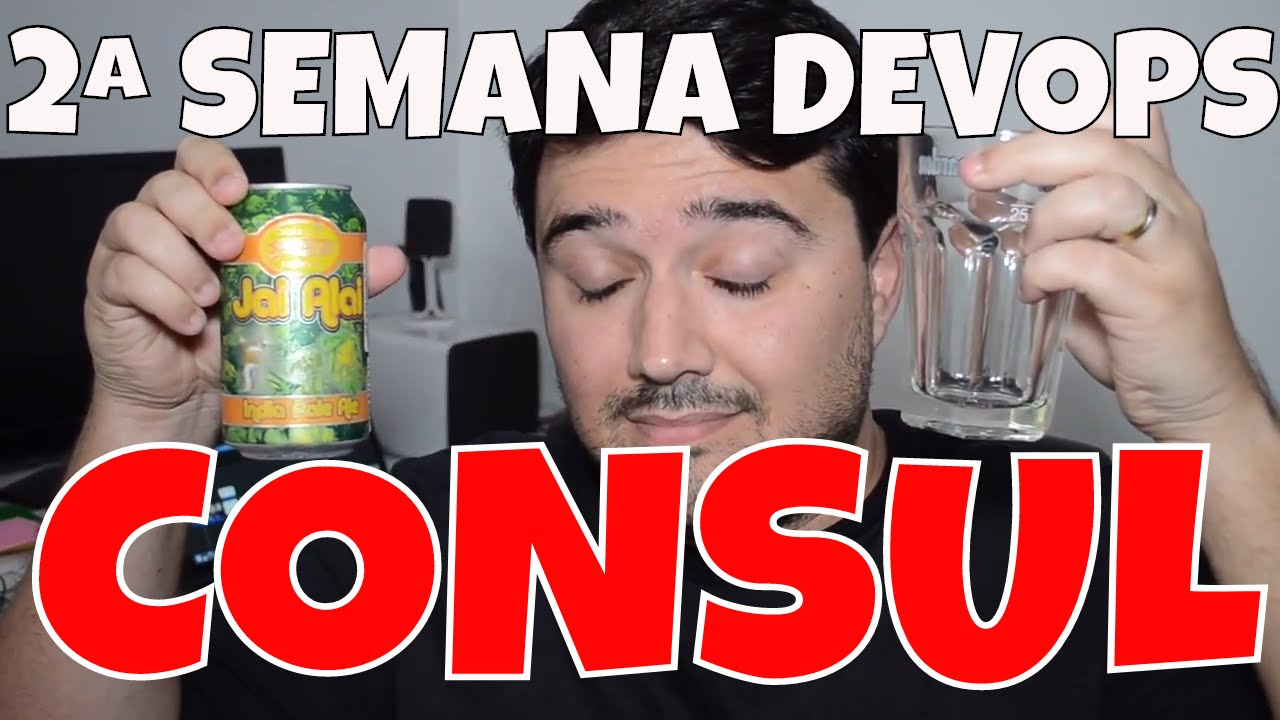 2 semana devops o incr vel consul by hashicorp youtube for Hashicorp devops