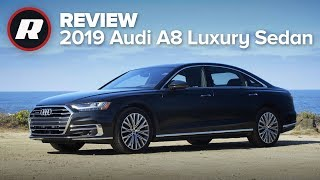 2019 Audi A8 L Review: Luxury through technology