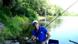 Видео обзор новинок для фидерной ловли от компании FLAGMAN  лето  2014