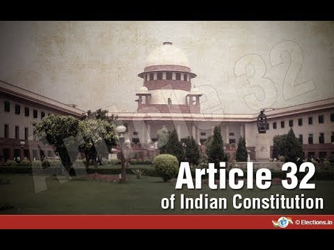 article 32 and 226 of indian constitution