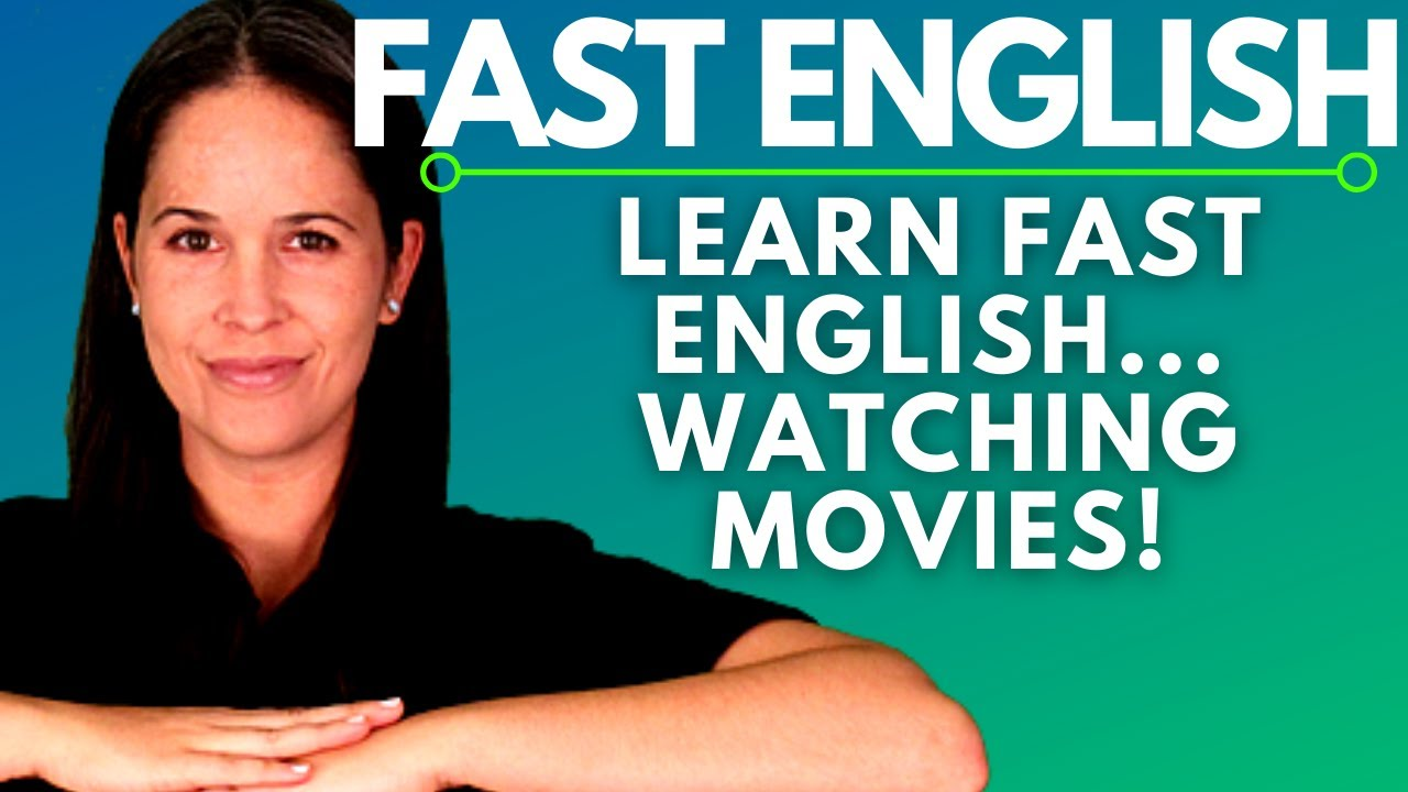 FAST ENGLISH!  Here's exactly how to speak American English…FAST! | Guide to speaking fast English