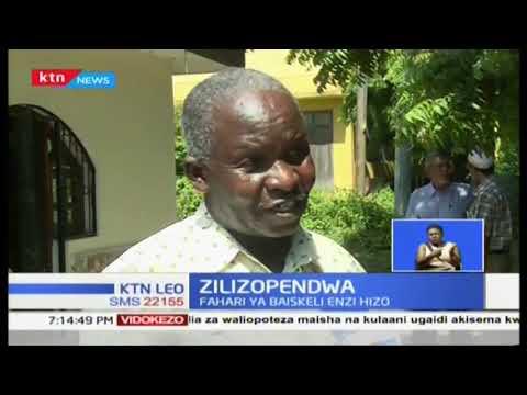 Zilizopendwa: Fahari ya baiskeli enzi hilo