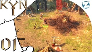 KYN Gameplay - Ep 1 - Introduction - Let