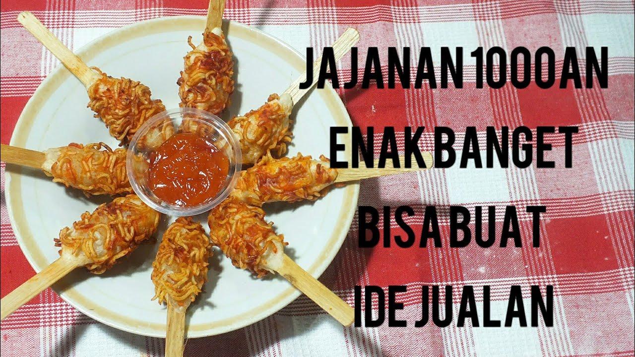 IDE JUALAN Makanan 1000an   Modal Kecil Untung Banyak ...