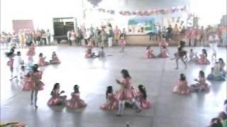 Concurso de Rondas - CREN Preescolar Arteaga, Mich.
