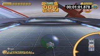 [NEW GLITCH] Super Monkey Ball 2 Master Speedrun in 3:13.360 [World Record]