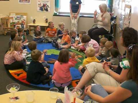 CUMC Preschool 4 year old class