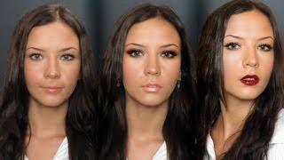 Как быстро переделать дневной макияж в вечерний